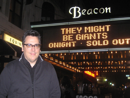 TMBG at the Beacon - SOLD OUT!